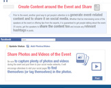 How to Leverage Social Media for Your Next Event - Infographic