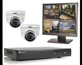 Different types of Security Cameras<br><br>