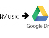 How to Upload Apple Music to Google Drive
