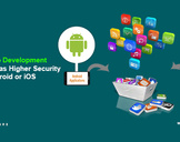 Which app development Platform Has Higher Security knots: iPhone or Android?