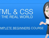 HTML And CSS For The Real World, A Complete Beginners Course