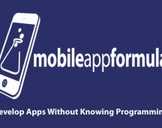 Mobile App Formula: Develop Apps Without Knowing Programming