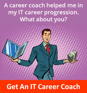 Career coach help in IT career progression