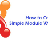 How to Create a Simple Module with Joomla?