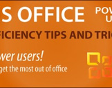 MS Office - Advanced - Efficiency Training