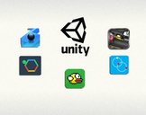 Start learning unity3d by making 5 games from scratch