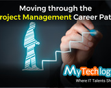 Moving through a project management career path