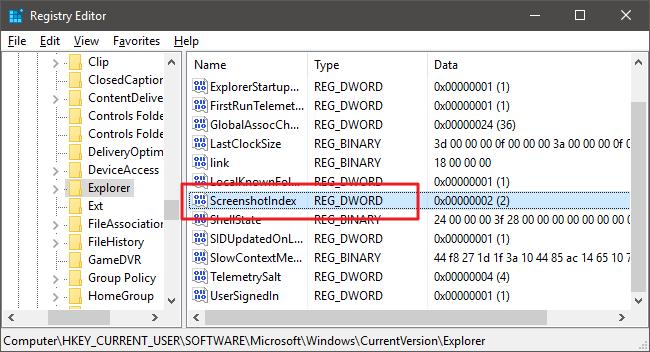 How to Reset Windows 10's Screenshot Counter - Image 3