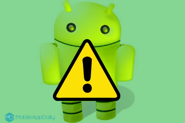 Google again attacked by another malware - Image 1