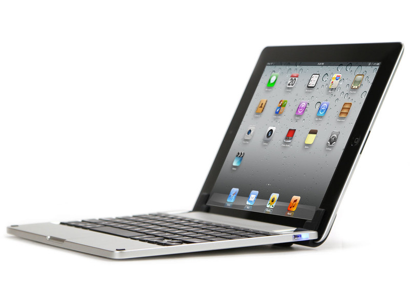 Be Comfortable With Your Tablet, Even When You Are Typing - Image 1