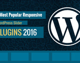 5 Most Popular Responsive WordPress Slider Plugins 2016