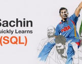 Sachin Quickly Learns (SQL) - Structured Query Language