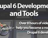 Drupal 6 Development and Tools
