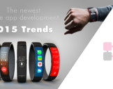8 trends that might affect Mobile app development in 2015