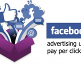 Facebook Advertising using Pay Per Click