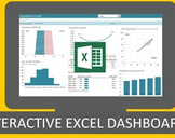 Excel with Interactive Excel Dashboards