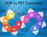 EDB to PST files converter Software