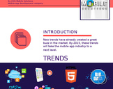 Top 10 Mobile App Development Trends in 2015