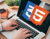 The Complete HTML5 and CSS3 Course - with 8 Websites Design