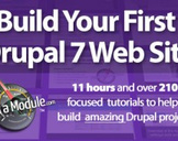 Build Your First Drupal 7 Web Site