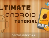 The Ultimate Android Tutorial-Covers Android Lollipop
