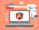 AngularJS is leading in the race of best web application development technology