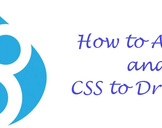How to Add JS and CSS to Drupal 8?