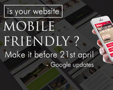 Google Update: Sites Will Be Penalised That Aren\'t Mobile Friendly<br><br>