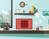 Learn Adobe Flash Step-By-Step