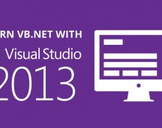Learn VB.NET with Microsoft Visual Studio 2013