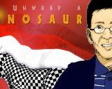 Maya UV Unwrapping a Digital Dinosaur in 2 hours