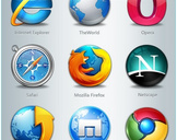 New Tools for Old Age  (Tit-bITs 2 of 11) - About Web Browsers & Google Search Engine