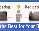 Which is better: Shared hosting or Dedicated Hosting?<br><br>