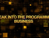 Break Into The Programming Business