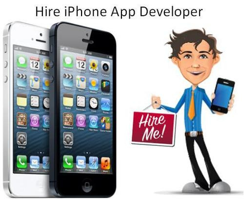 Hire Professional iPhone App Developer for Customized Apps - Image 1