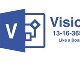 Visio 2013/2016/365 - Like a Boss. The Definitive Course.