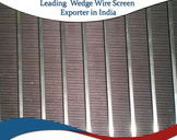 How to Choose a Wedge Wire Screen Supplier?