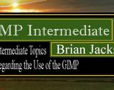 GIMP Intermediate