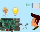 Speech recognition based home automation