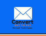 How To Convert OST Files To PST (A Manual Conversion Guide)