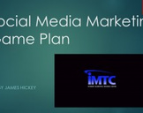 Social Media Marketing Game Plan