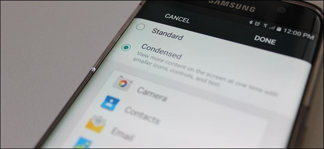 How to See More Info on Your Galaxy S6, S7, or Note 5's Screen with Display Scaling - Image 1