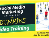 Social Media Marketing For Dummies Video Training