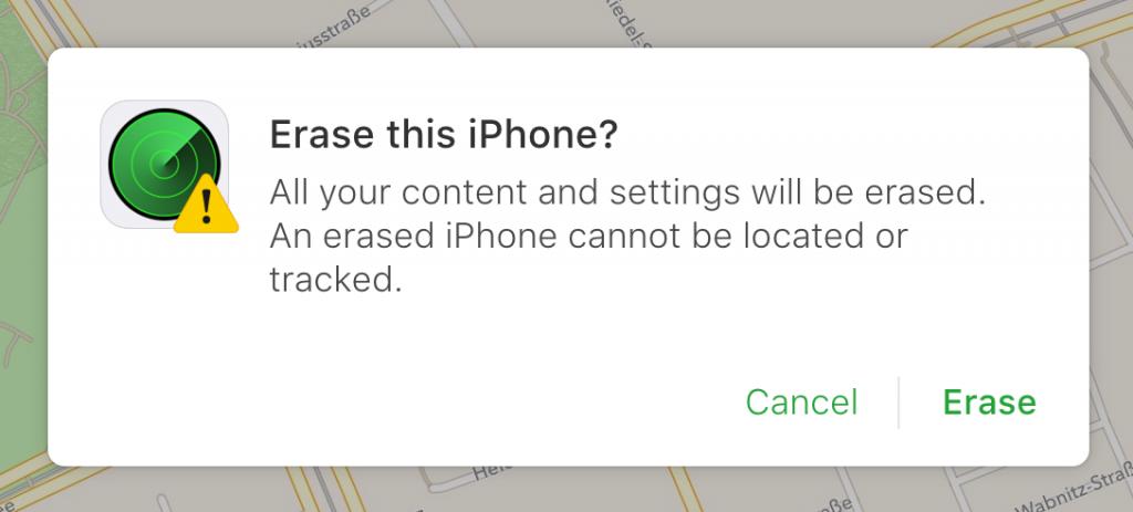 Forgot iPhone Passcode - Image 2