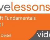 Swift Fundamentals Part I Livelessons