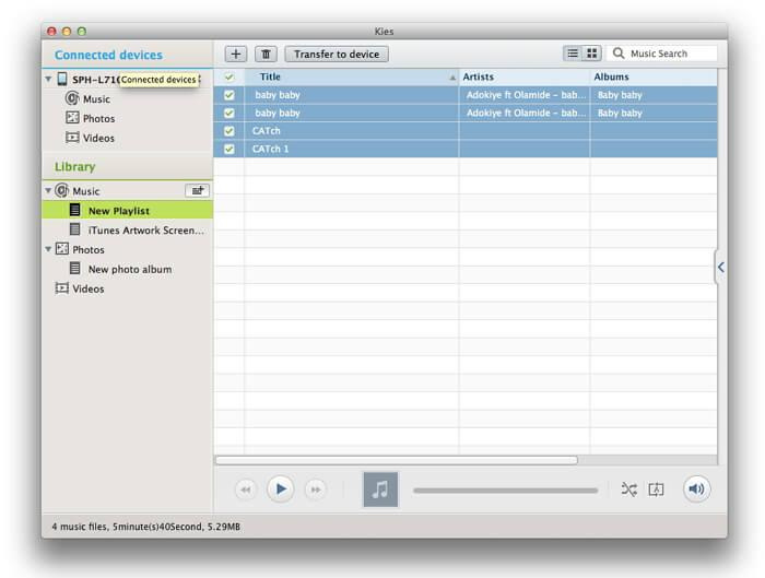 3 Ways to Transfer Music from iTunes to Android - Image 5