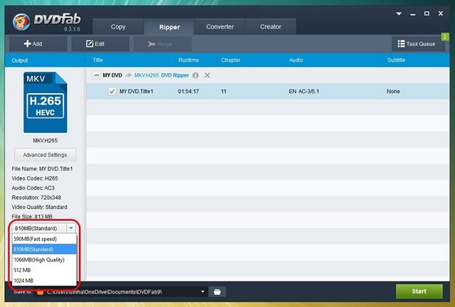 DVDFab DVD Ripper Review: Convert DVDs to Different Video Formats Easily - Image 4