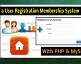 Create a User Registration System with PHP and MySQLi