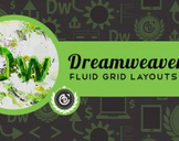 Dreamweaver Fluid Grid Layouts