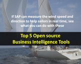 Top 5 Open Source Business Intelligence Tools